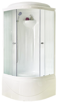 Душевая кабина Royal Bath 90BK1-M